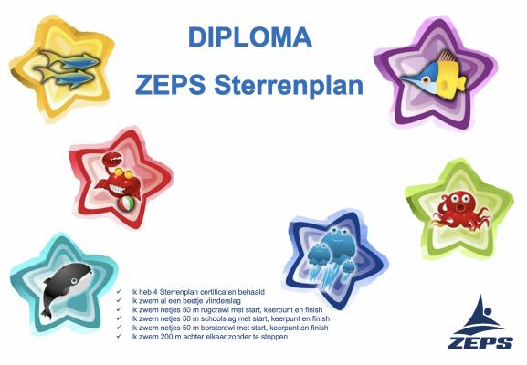 ZEPS-Sterrenplan5-Diploma